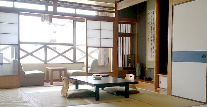 本馆特别的室(日式房间)