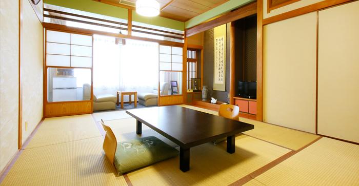 本馆日式房间