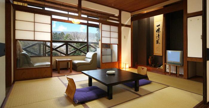 본관 일본식 방
