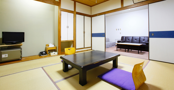 文学馆日式西式客房